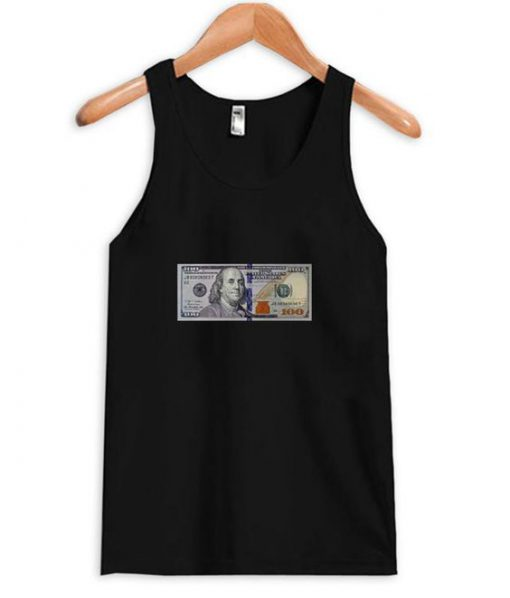 100 Dollar USA Tanktop
