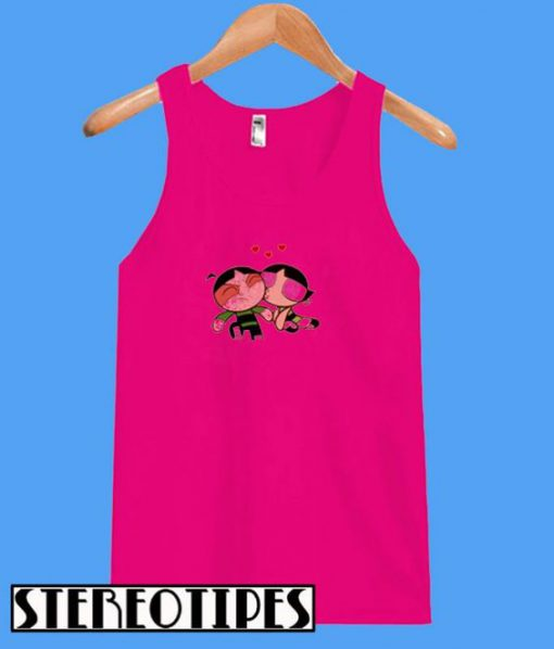 Buttercup Kissing Butch TankTop