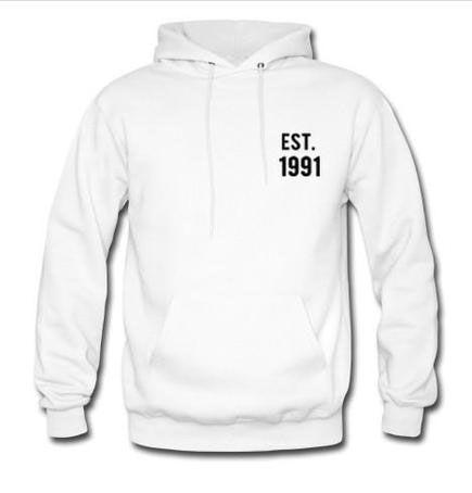 EST 1991 Hoodie
