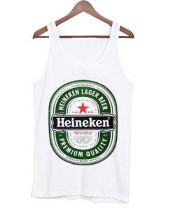 Heineken Lager Beer Heineken Premium Quality Tank Top