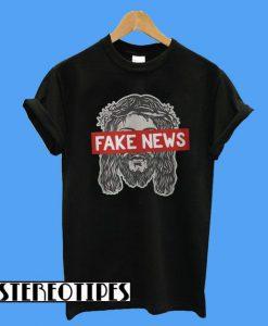 Retro Fake News T-Shirt