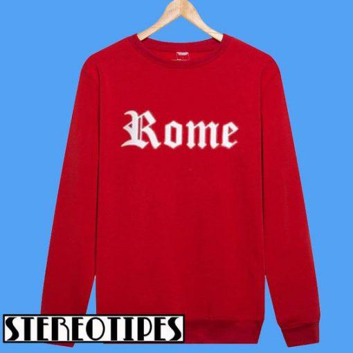 Rome Sweatshirt