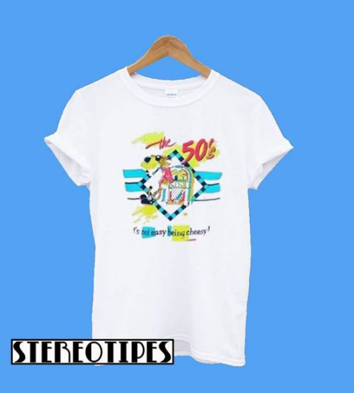 The 50's Leopard T-Shirt