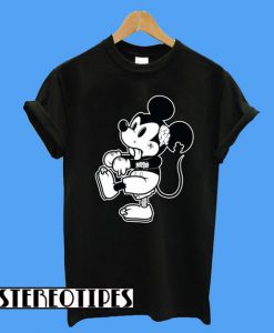 Zombie Mickey Mouse T-Shirt