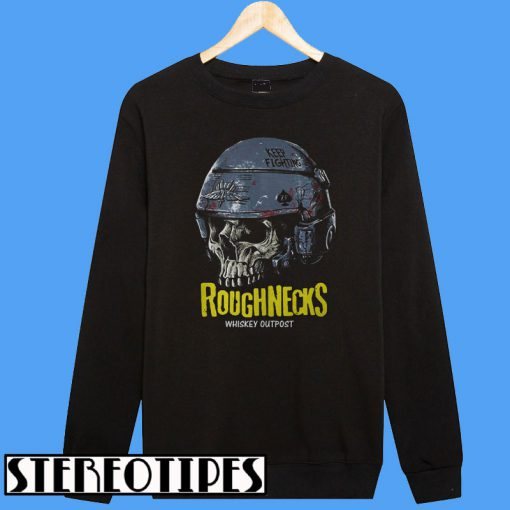 Roughnecks Whiskey Outpost Sweatshirt