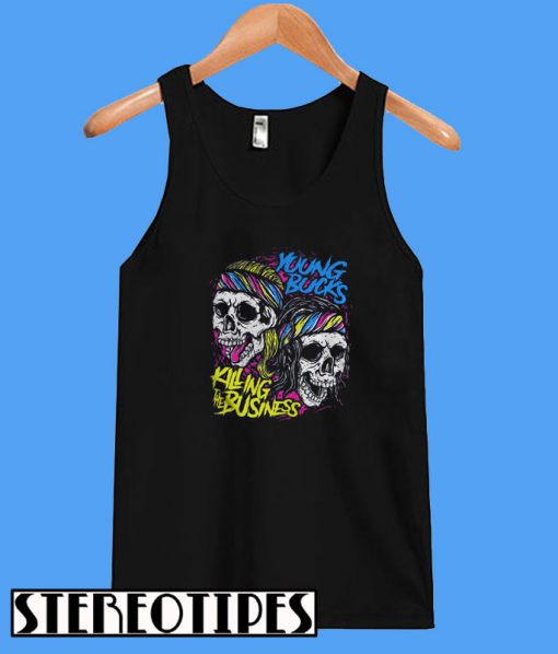 Young Bucks Killing The Business Tanktop