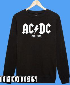ACDC Est 1973 Sweatshirt