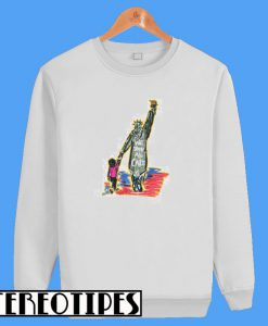 We Should All Care Sweatshirt