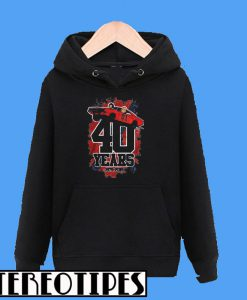 40 Years 1979-2019 The Dukes Of Hazzard Hoodie