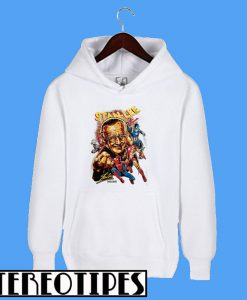 A Tribute To Stanlee Min Hoodie