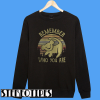 Lion King Remember Who You Are Sweatshirt