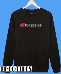 Wisconsin Green Bay Packers Milwaukee Brewers Bucks Sweatshirt