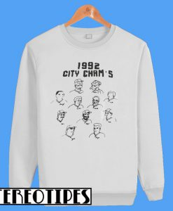 1992 City Cham's Sweatshirt