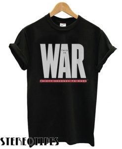 30 Seconds to Mars This is War T shirt