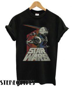 Retro TIE Fighter Star Wars T shirt
