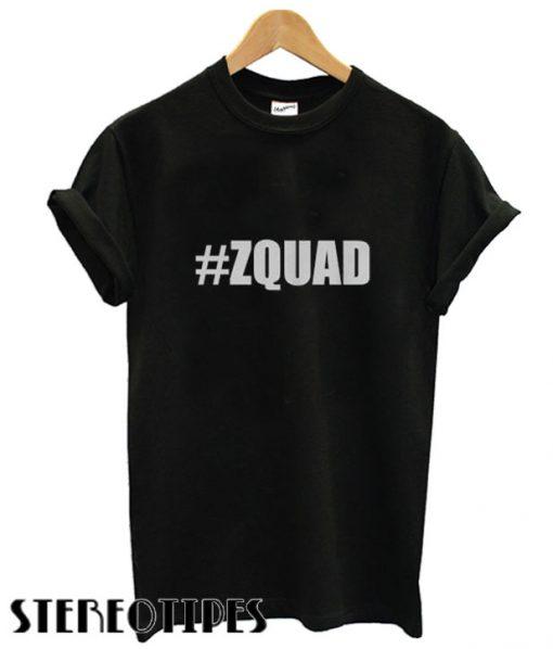 #zquad T shirt