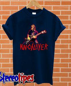 Kingslayer Jaime Lannister Guitar T shirt