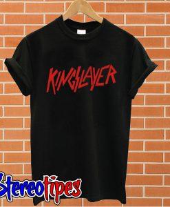 Kingslayer T shirt
