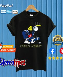 40 Year Star Wars Darth Vader T shirt