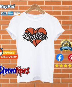 Toronto Raptors Basketball T shirt