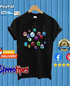 Peter Pan Ornaments Christmas In Disney T shirt