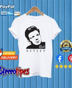 Rick Astley T shirt