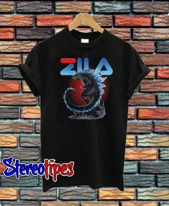 Zila Godzilla T-Shirt