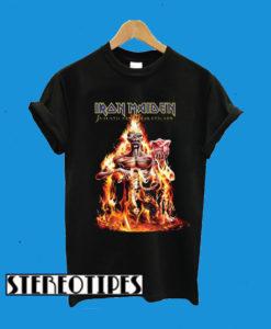 Iron Maiden Seventh Son T-Shirt