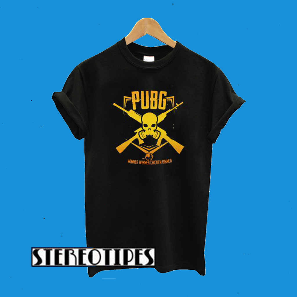 Summer Winner Winner Chicken Dinner PUBG T-Shirt