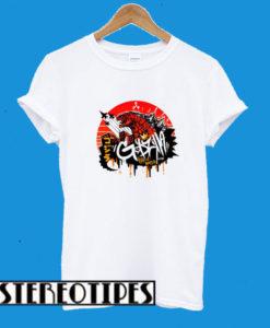 Godzilla-King Of Monsters T-Shirt